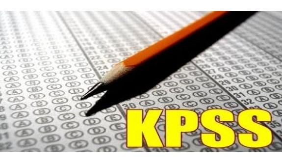 KPSS Lisans Oturum Grupları