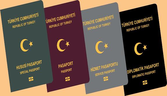 Pasaportlar Artık Değişiyor