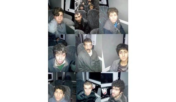 PKK'ya Şok: 32 Terörist Teslim Oldu