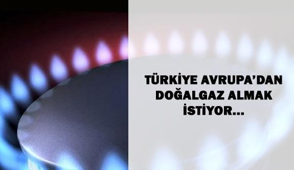 """Rus Haber Ajansı : """"Türkiye Avrupadan Doğal Gaz almak İstiyor"""""""