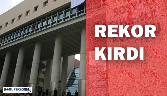 SGK Rekor Kırdı