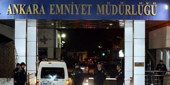 Ankara Emniyet Müdürü Merkeze Çekildi