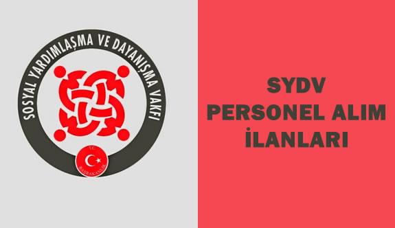 SYDV Personel Alımı Yapan Yerler (24 Mart 2016)