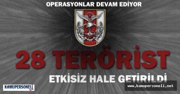 Teröristler Vatandaşı Öldürüp Arabasını Çaldı