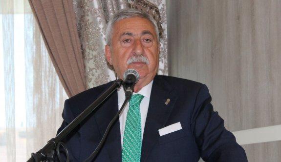 """TESK Genel Başkanı """"Bağ-Kur Emeklisi Asgari Ücretin Altında Maaş Almamalı"""""""