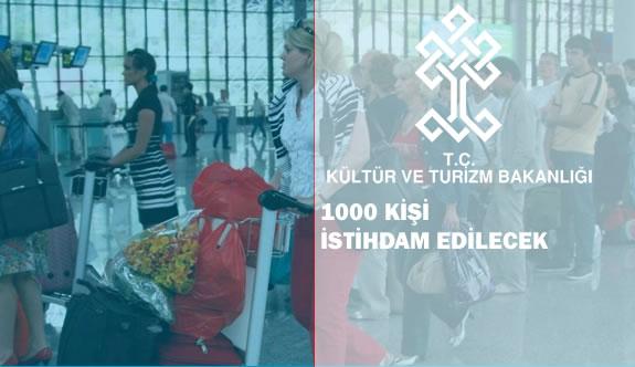 """Turizm Bakanı Mahir Ünal: """"1000 Kişi İstihdam Edilecek"""""""