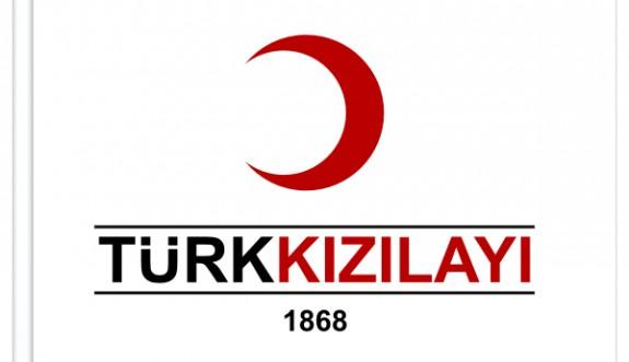 Türk Kızılay'ı Hasta Yakınlarına Yardım Ediyor