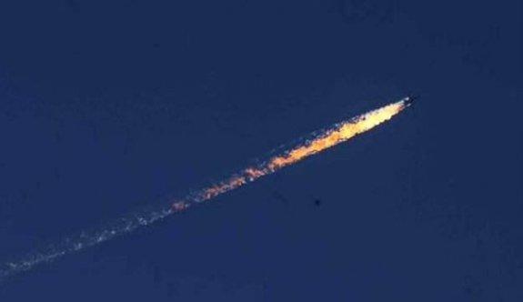 Türk Pilot Suriye'nin Elinde Mi?