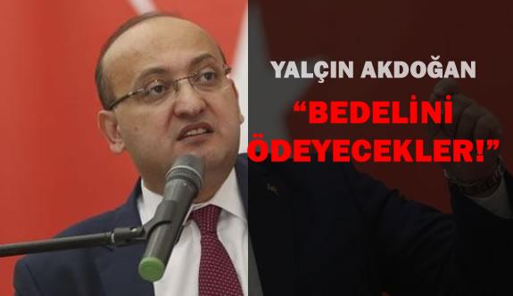 Yalçın Akdoğan:Başmüfettiş Hayatını Kaybetti