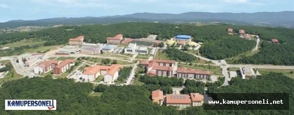 Abant İzzet Baysal Üniversitesi Akademik Personel Alım İlanı 2016
