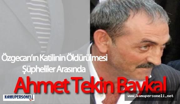 Ahmet Tekin Baykal Kimdir