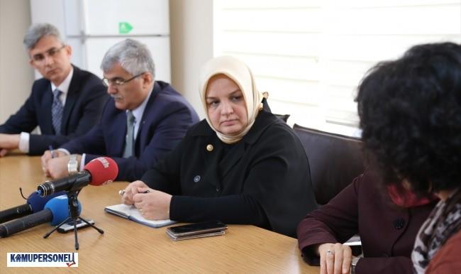 Aile Bütünlüğünün Korunması Komisyonu Toplandı