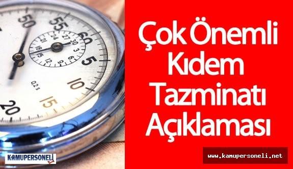"""AK Parti Eskişehir Millevekili Emine Nur Günay : """"Toplum Kıdem Tazminatı Uygulamasındna Memnun Değil"""""""