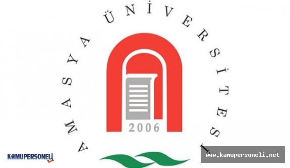 Amasya Üniversitesi 12 Akademik Personel Alacak