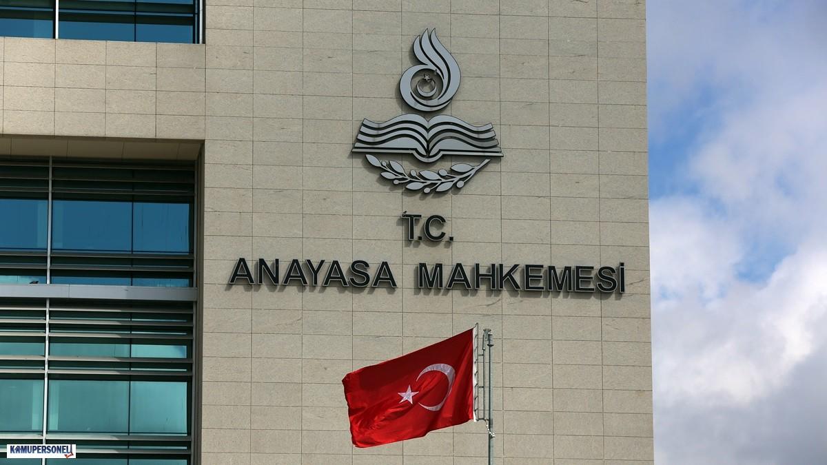 Anayasa Mahkemesinden iki parti hakkında suç duyurusu
