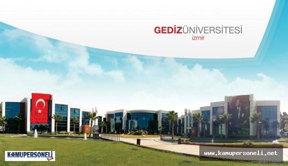 Gediz Üniversitesi Yabancı Dil Sınav Yönetmeliği Değişti