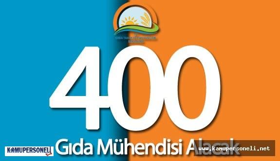 Gıda, Tarım ve Hayvancılık Bakanlığı (GTHB) 400 Gıda Mühendisi Alacak ( Tercih İşlemleri Ne Zaman Başlıyor )