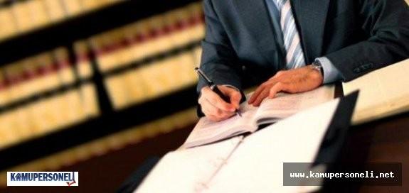 Kamu Avukatları Gazetelere İlan Verdiler