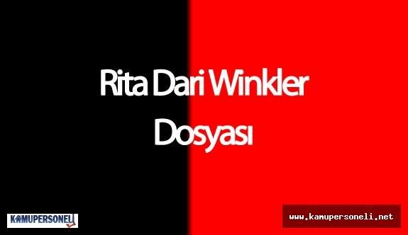 Rita Dari Winkler Kimdir, Alman Kadın Ali Kemal Seyhan Tarafından Mı Öldürüldü