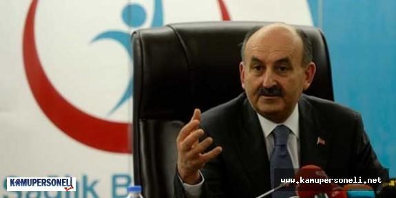 Sağlık Bakanı Mehmet Müezzinoğlu semt polikliniği açtı