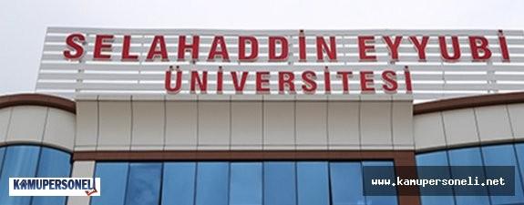 Selahaddin Eyyubi Üniversitesi Eğitim Yönetmeliği Değişti