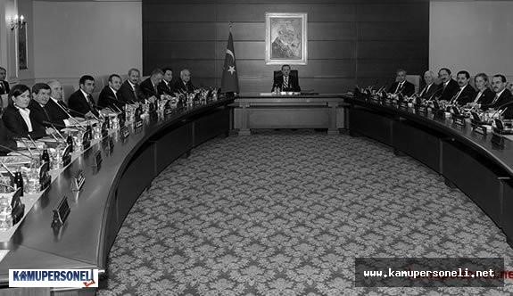 Sözleşmeli Personel Pozisyon Ünvanları ile Asgari Nitelikleri Gösterir Cetvele Yeni Meslek