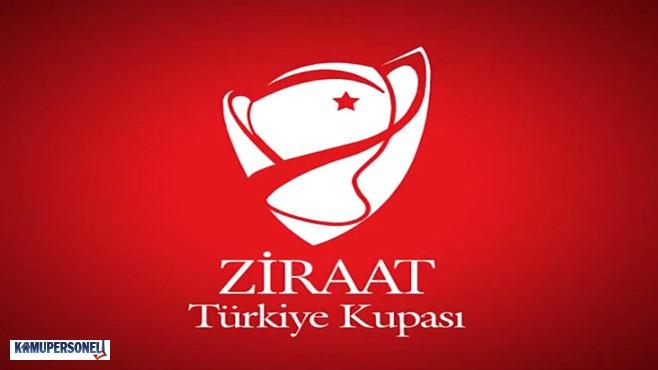 Ziraat Türkiye Kupası'nda yarı final heyecanı yaşanıyor