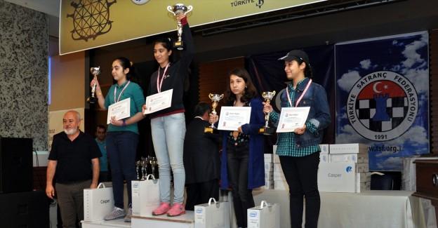 Okul Sporlarında Türkiye Birinciliği