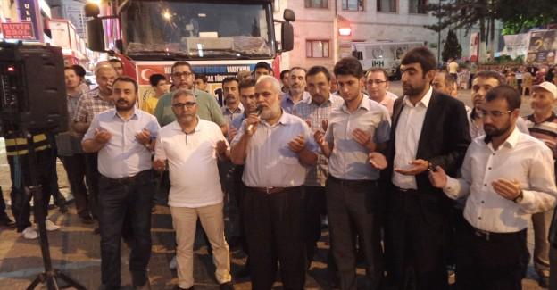 Nevşehir Halkı Bayırbucak Türkmenlerini Unutmadı