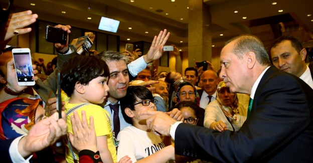 """Cumhurbaşkanı Erdoğan :""""Bizim için asıl tehlike..."""""""