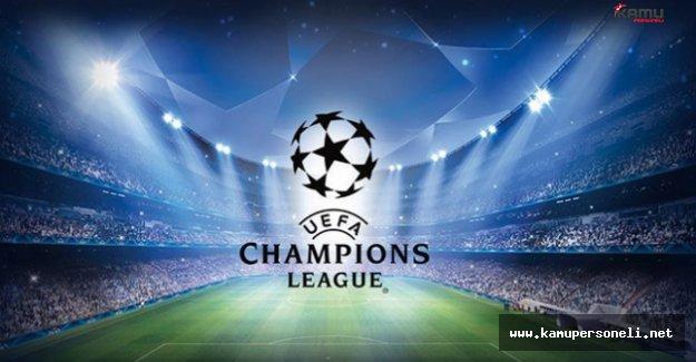 2016 2017 UEFA Şampiyonlar Ligi'nde Heyecan Başlıyor