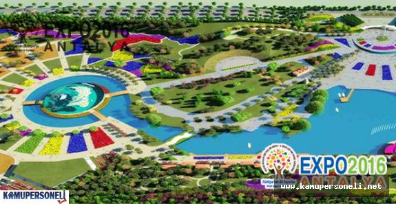 2016 EXPO Antalya'da Toplandı