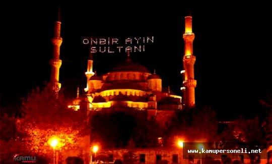 2016 İmsakiye. Konya, Erzurum, Bursa Aydın Malatya İftar, Sahur Vakitleri