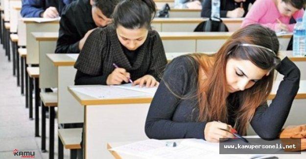 2016 KPSS Lisans Sınavında İki Soru İptal Edildi