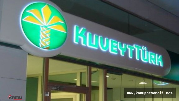 2016 Kuveyt Türk Katılım Bankası Personel Alımı İlanı