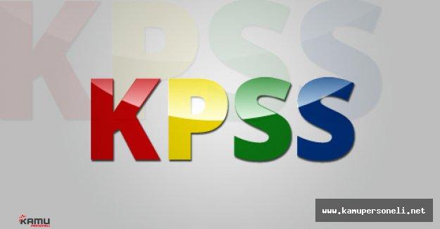 2016 Lisans KPSS Uzmanlardan Tavsiyeler