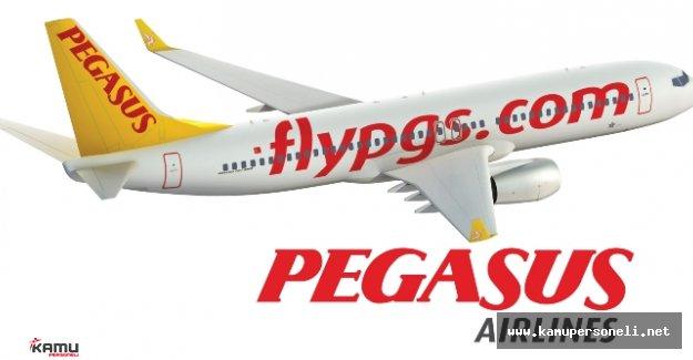 2016 Pegasus Personel Alım İlanı