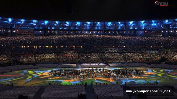 2016 Rio Olimpiyat Oyunları Sona Erdi