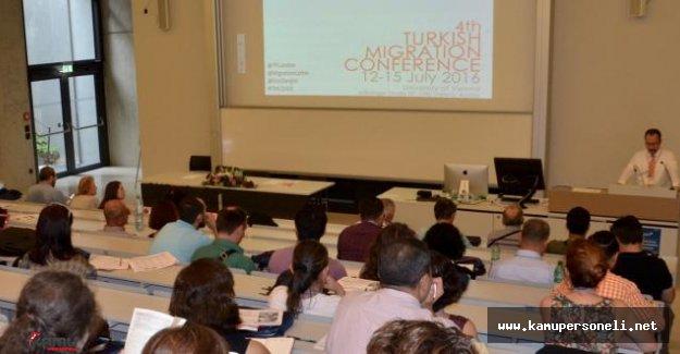 2016 Türk Göç Konferansı Düzenlendi
