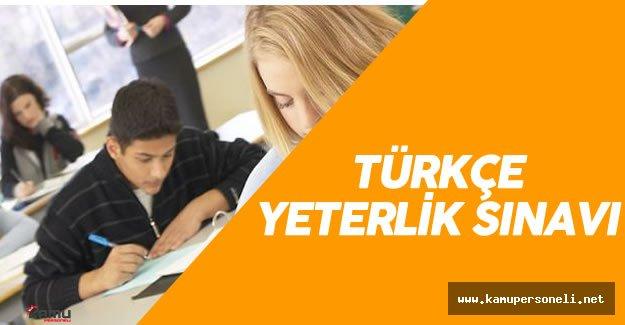 2016 Türkçe Yeterlik Sınavı Heyecanı  - Sınav Yorumları - Soruları , Cevapları