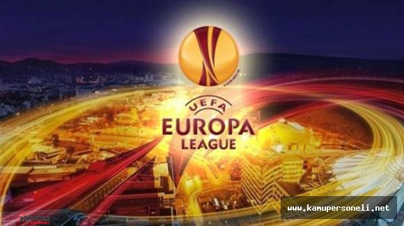 2016 UEFA Avrupa Ligi Play Off Turunda Bugün Oynanacak Maçlar