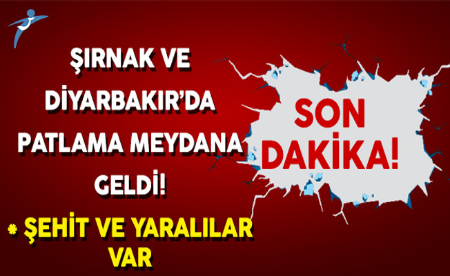 Diyarbakır'dan acı haberler art arda geldi: Şehit sayısı artıyor
