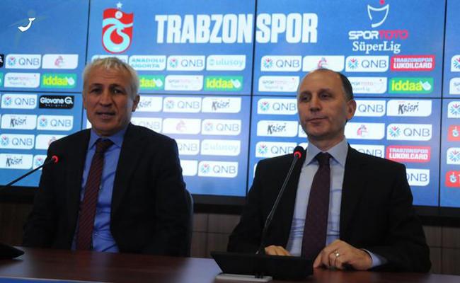Trabzonspor Kulübü Başkanı Muharrem Usta Trabzonspor Stadının Yeni Adını Açıkladı!