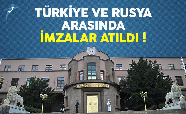 Türkiye ve Rusya arasında dev anlaşma imzalandı