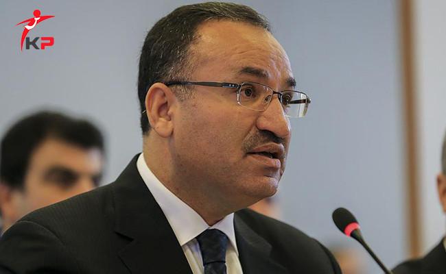 Adalet Bakanı Bozdağ'dan Referandum Tarihi Açıklaması!