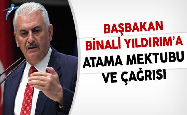 Başbakan Binali YILDIRIM'a Memur Adayları Adına Atama Mektubu ve Çağrısı