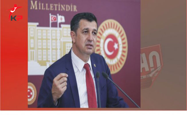 CHP'li Gaytancıoğlu'nun Daimi Kadro Açıklaması