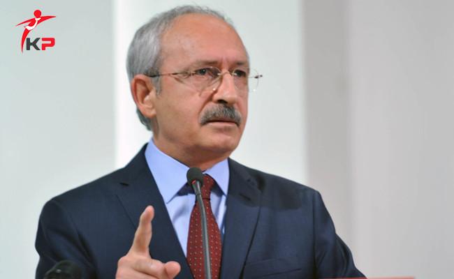 CHP Lideri Kemal Kılıçdaroğlu'ndan Anayasa Mahkemesine Tepki