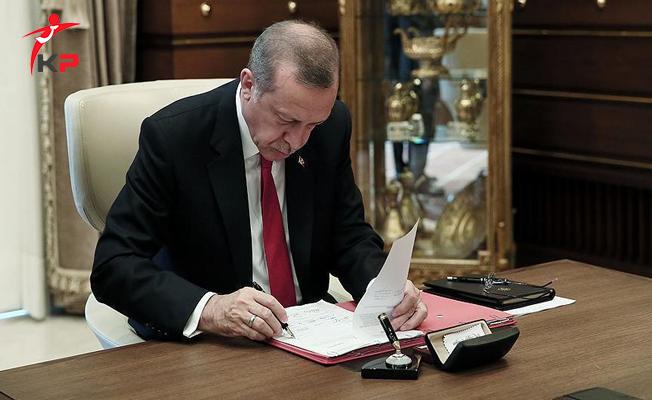 Cumhurbaşkanı Erdoğan Anayasa Değişikliği Kanununu Onayladı