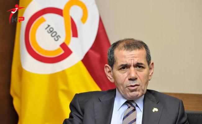 Galatasaray Kulübü Başkanı Özbek'ten Riekerink Açıklaması